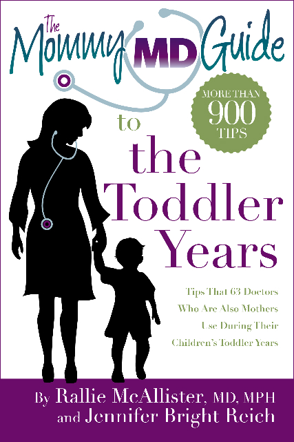 Mommy MD Guide Toddler Years