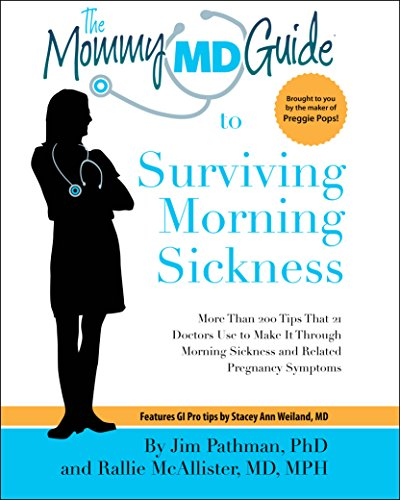 Mommy MD Guide Morning Sickness